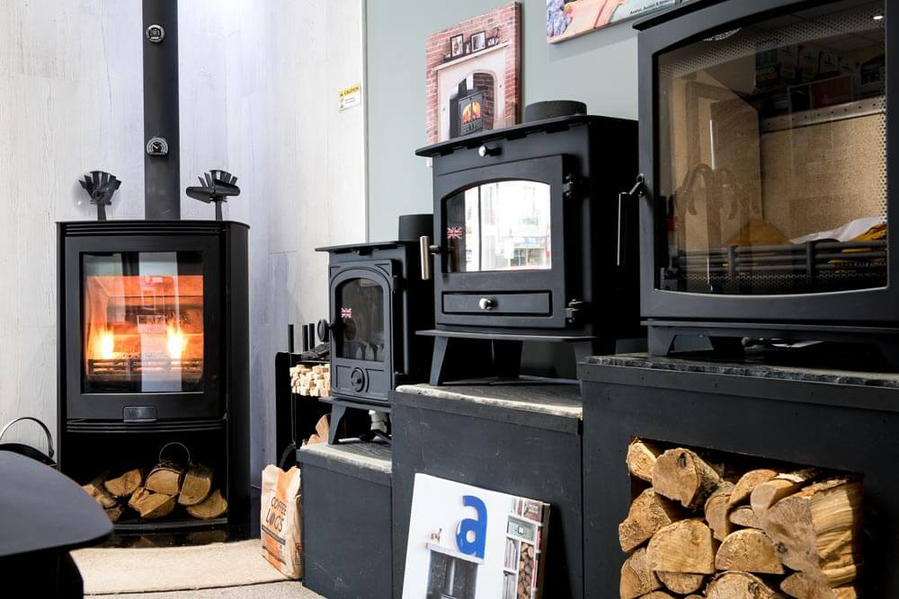 Fireplace Showrooms London (1)