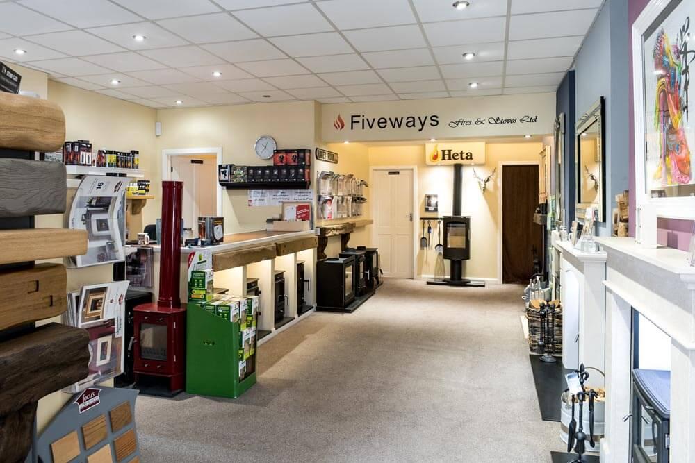 Fireplace Showrooms London (6)