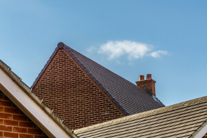 roof-chimney-blue-sky