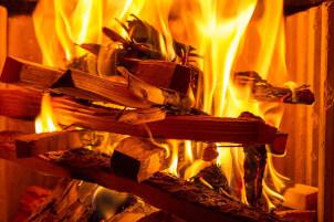 Kindling fire