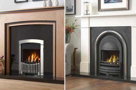 Gas vs Wood Burner
